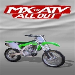 MX vs ATV All Out 2017 Kawasaki KX 450