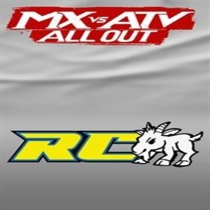 MX vs ATV All Out 2017 Ricky Carmichael Farm GOAT