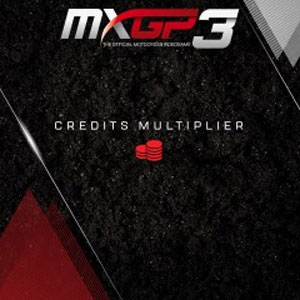 MXGP3 Credits Multiplier