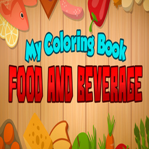 My Coloring Book Food and Beverage