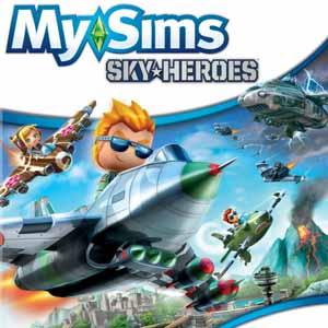 My Sims Skyheroes Xbox 360 Code Kaufen Preisvergleich
