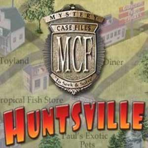 Mystery Case Files Huntsville