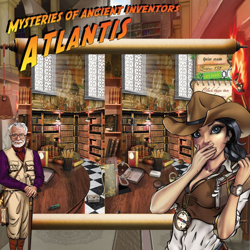 Mystery Masters Mysteries Of Ancient Inventors Atlantis