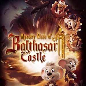 Das geheimnisvolle Labyrinth von Schloss Balthasar Key Kaufen Preisvergleich