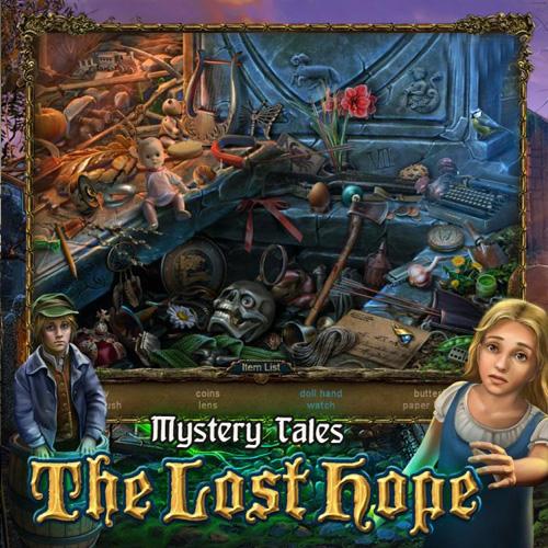 Mystery Tales The Lost Hope Key Kaufen Preisvergleich