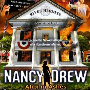 Nancy Drew Alibi In Ashes Key Kaufen Preisvergleich