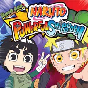 Naruto Powerful Shippuden Nintendo 3DS Download Code im Preisvergleich kaufen