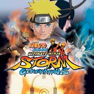 Naruto Shippuden Ultimate Ninja Storm Generations PS3 Code Kaufen Preisvergleich