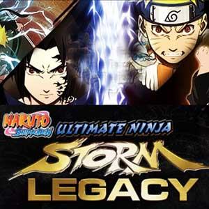 Naruto Shippuden Ultimate Ninja Storm Legacy Xbox One Code Kaufen Preisvergleich