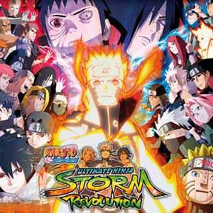 Naruto Shippuden Ultimate Ninja Storm Revolution Rivals Edition Xbox 360 Code Kaufen Preisvergleich