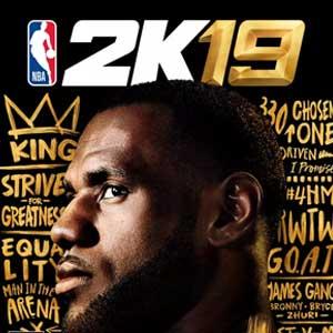 Kaufe NBA 2K19 Xbox One Preisvergleich
