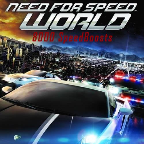 Need for Speed World 8000 SpeedBoosts Key Kaufen Preisvergleich