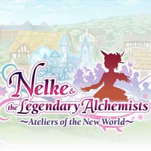 Nelke & The Legendary Alchemists Ateliers of The New World