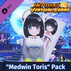 Neptunia Virtual Stars Medwin Toris Pack