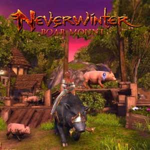 Neverwinter Boar Mount Xbox One Code Kaufen Preisvergleich