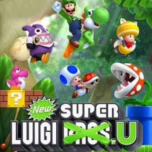 New Super Luigi U Nintendo Wii U Download Code im Preisvergleich kaufen