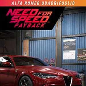 NFS Payback Alfa Romeo Quadrifoglio