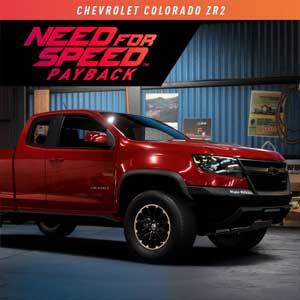 NFS Payback Chevrolet Colorado ZR2