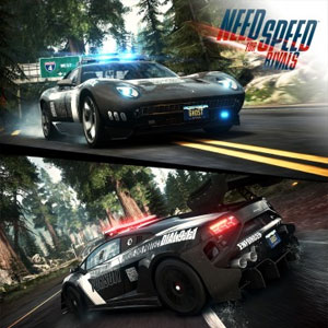 NFS Rivals Concept Lamborghini Cops
