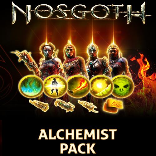 NOSGOTH Alchemist Pack Key Kaufen Preisvergleich