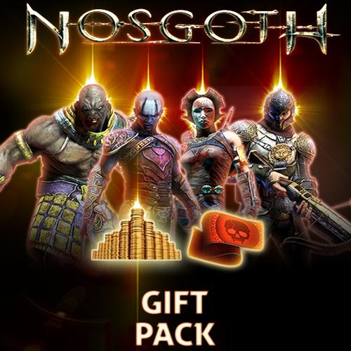 NOSGOTH Gift Pack Key Kaufen Preisvergleich