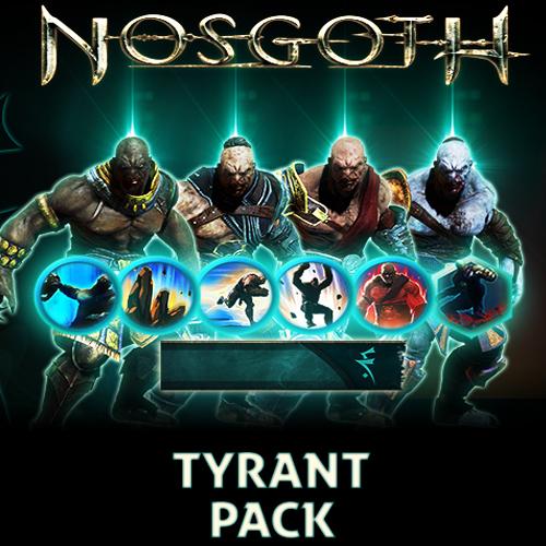 NOSGOTH Tyrant Pack Key Kaufen Preisvergleich