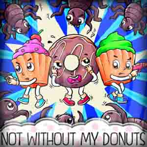Not without my donuts Key Kaufen Preisvergleich