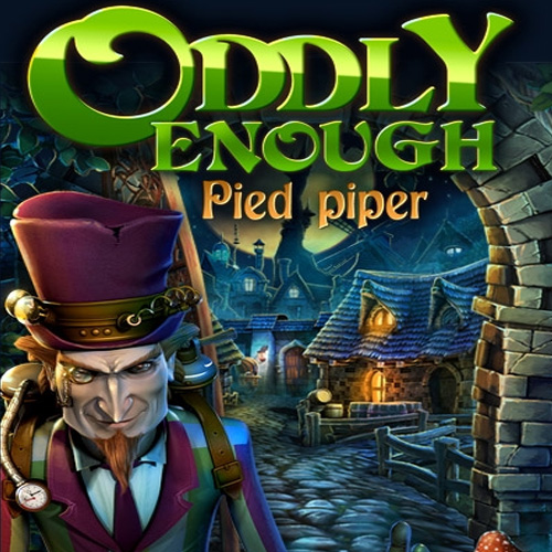 Oddly Enough Pied Piper