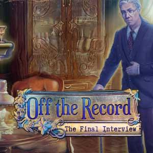 Off the Record Das letzte Interview Key Kaufen Preisvergleich