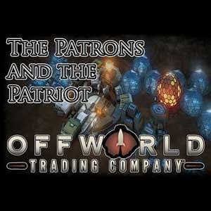 Offworld Trading Company The Patron and the Patriot Key Kaufen Preisvergleich