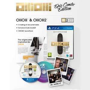 OlliOlli Epic Edition Combo PS4 Code Kaufen Preisvergleich