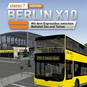 OMSI 2 Add-On Berlin X10 Key kaufen Preisvergleich