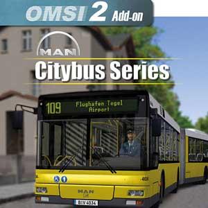 OMSI 2 Add-On MAN Stadtbusfamilie Key Kaufen Preisvergleich