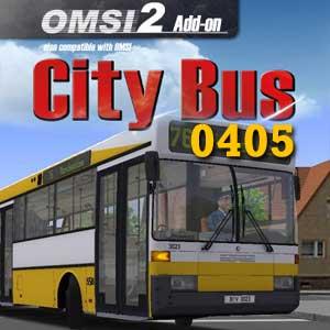 OMSI 2 Citybus O405 Key Kaufen Preisvergleich