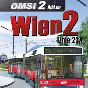 OMSI 2 Wien 2 Linie 23A Add-On Key Kaufen Preisvergleich