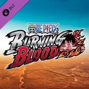 One Piece Burning Blood Customization Pack