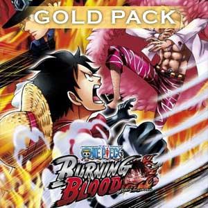 One Piece Burning Blood Gold Pack Key Kaufen Preisvergleich