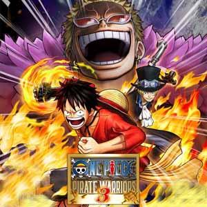 One Piece Pirate Warriors 3 PS3 Code Kaufen Preisvergleich