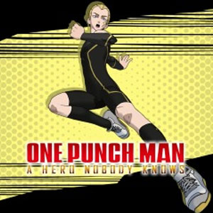 ONE PUNCH MAN A HERO NOBODY KNOWS DLC Pack 2 Lightning Max