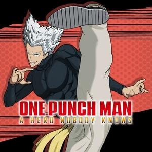 ONE PUNCH MAN A HERO NOBODY KNOWS DLC Pack 4 Garou