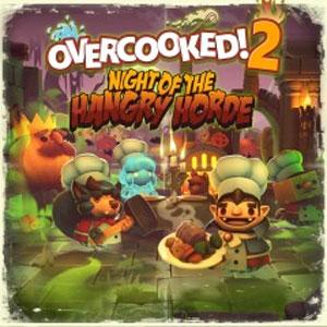 Kaufe Overcooked 2 Night of the Hangry Horde Nintendo Switch Preisvergleich