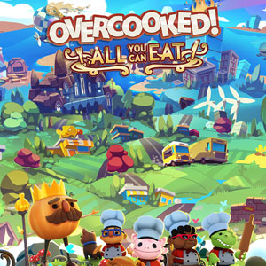Kaufe Overcooked All You Can Eat PS5 Preisvergleich