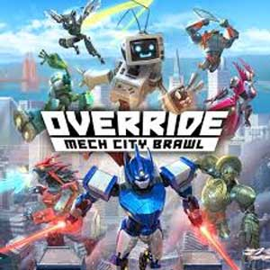 Override Mech City Brawl