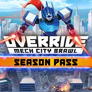 Override Mech City Brawl Season Pass