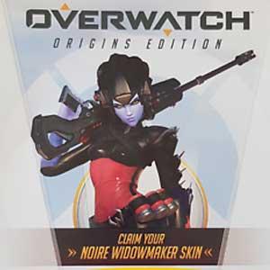Overwatch Noire Widowmaker Skin