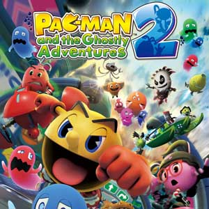 Pac-Man and the Ghost Adventures 2