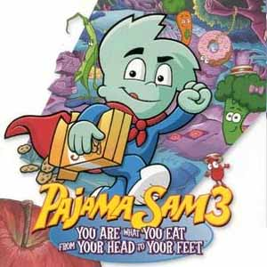 Pajama Sam 3 You Are What You Eat From Your Head To Your Feet Key Kaufen Preisvergleich