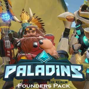 Paladins Founders Pack Key Kaufen Preisvergleich