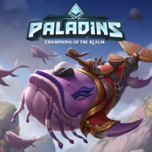 Paladins Sky Whale Pack