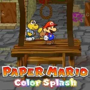 Paper Mario Color Splash Wii U Download Code im Preisvergleich kaufen